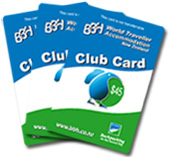 club card image